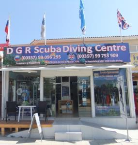 DGR Scuba Diving