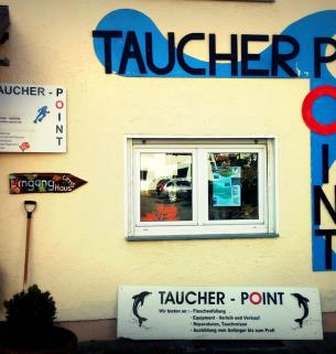 Taucher-Point