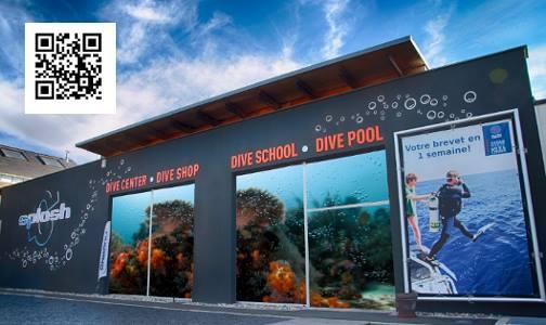 Splash by Aquasports SA Dive Shop or Center in Reckange-sur-Mess ...