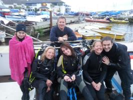 Dive boat DSV Vixen