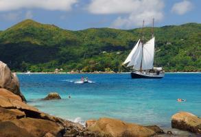 Sea Pearl on sail 2