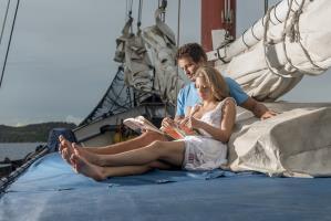 Sea Pearl deck