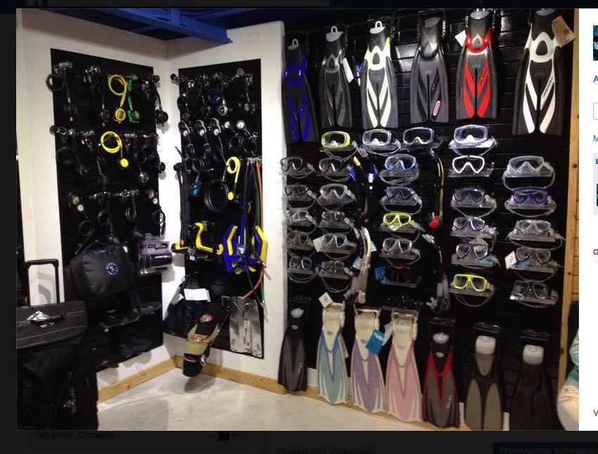 Scubatec dive center c a dive shop diving center for The dive shop