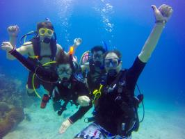 Scuba Diving in Punta Cana
