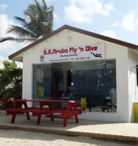 S.E. Aruba Fly\N Dive