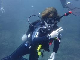 PADI Advance Dive Training