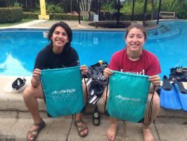 PADI Women's Dive Day 2017