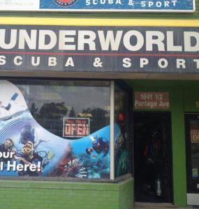 Underworld Scuba & Sport