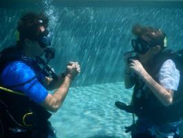 Padi Scuba diving course Gili Trawangan