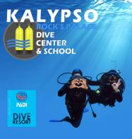 Kalypso Rock's Palace dive center & school