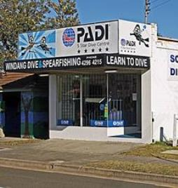 Windang Dive and Spearfishing