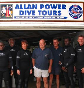 Allan Power Dive Tours