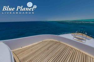Front sun deck