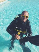 Meet David, Malta Blue Diving's Director of Diving