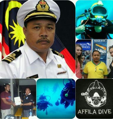 AFFILA Dive