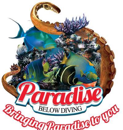 Paradise Below Diving