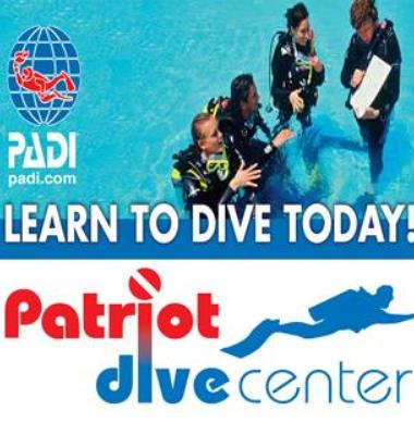 Patriot Dive Center