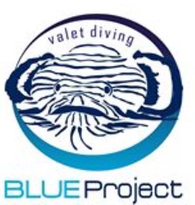 BLUE Project - dive shop