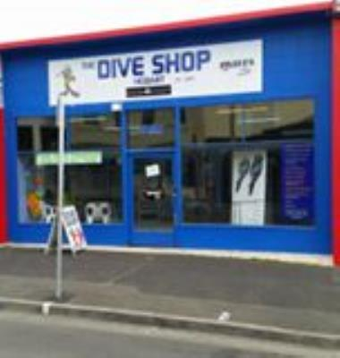 The Dive Shop Hobart