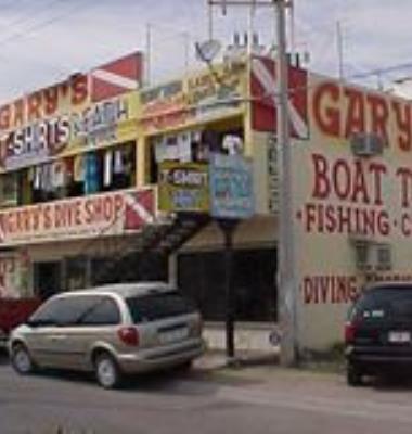 Gary's Dive Shop