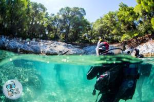 Discover Scuba Diving with Skopelos Dive Center