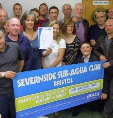Severrnside Sub Aqua Club