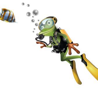 Scuba Froggy
