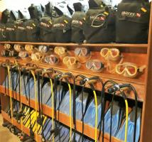 High Quality Equipment at White Beach Divers , Boracay
