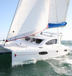 The Sunsail 384