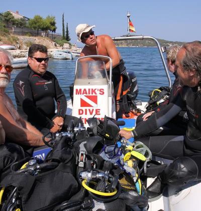 Maik's Dive Center