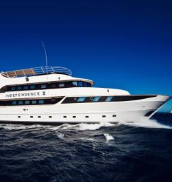 M / Y Independence II