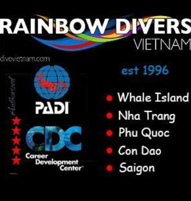 Rainbow Divers Con Dao