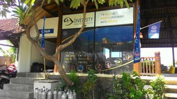 Our Dive Center - Bali Diversity