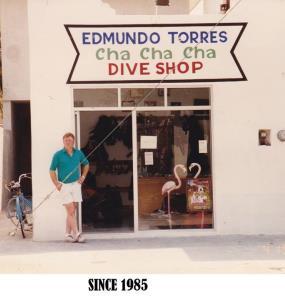 Cha Cha Cha Dive Shop