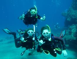 Private Family Diving