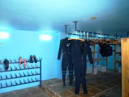 Dry room