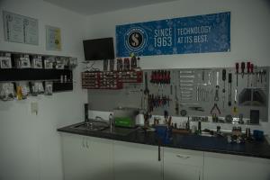 Dive equipment repair and maintenance Scubapro