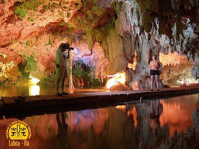 A beautiful Image of  Cenote Labnaha Eco Park Playa del Carmen