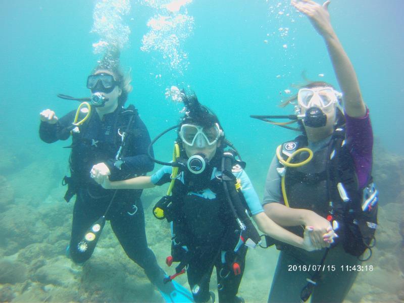 Discovery scuba