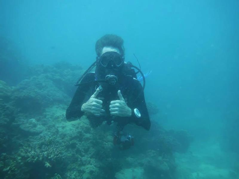 Dive 293 - Me