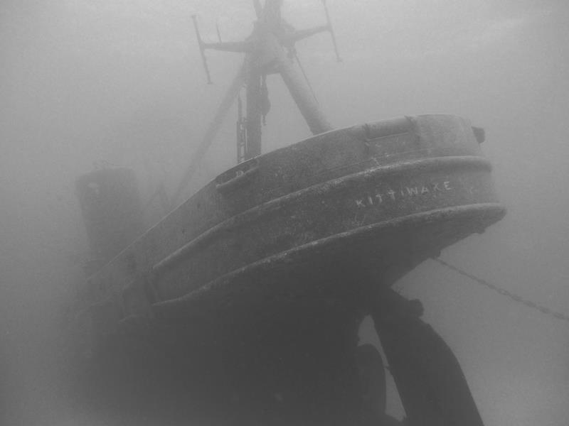 Ex USS Kittiwake