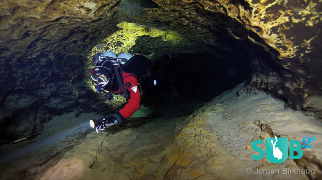 Cave Diving In Florida