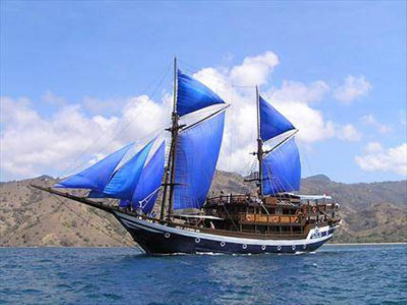 Komodo Liveaboard, Sea Safari VII