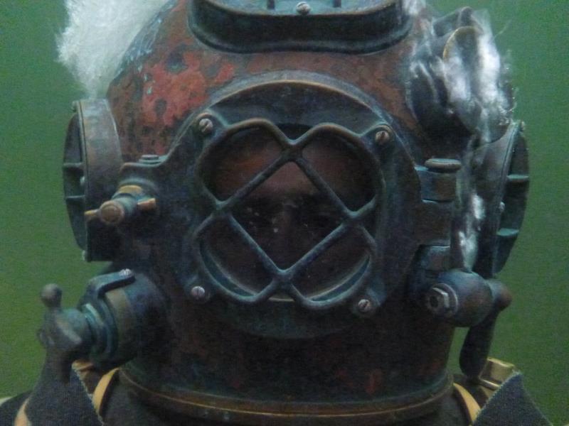 MKV Dive Helmet