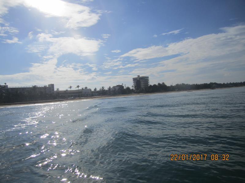 Negombo Coastline