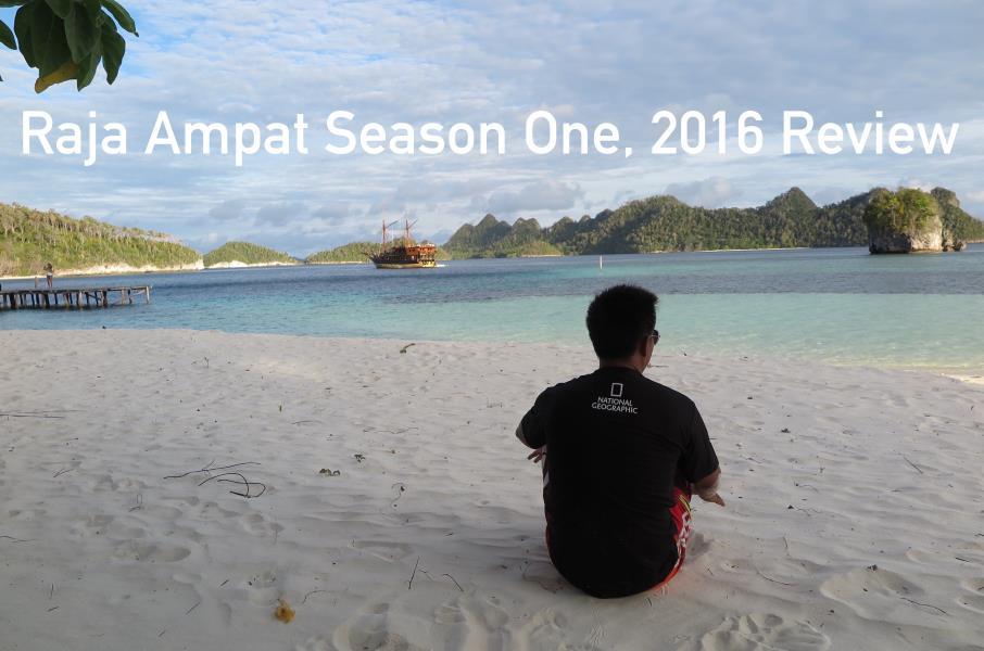 Season Review La Galigo Raja Ampat part 1