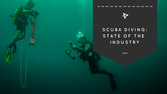 State of the Scuba Industry Article on diveadvisor.com/sub2o