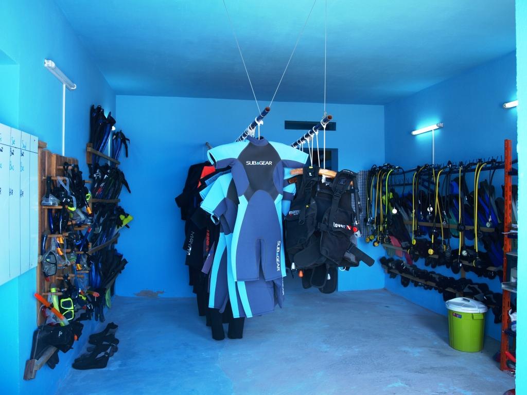 Store/Equipment Room