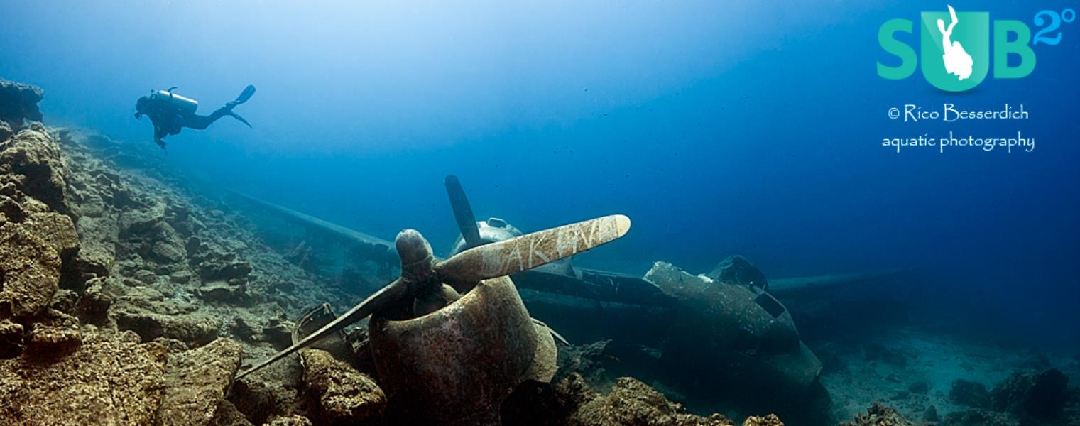 Sunken Airplane