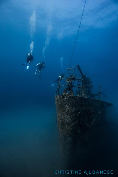 The Sattakut 742 Wreck